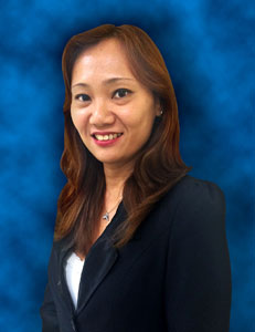 Foto Leonna Wong, Marketing Manager - Greater China Archipelago International