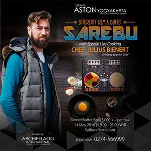 Chef Julius Bienert