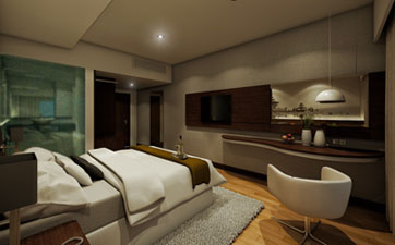 Room at NEO Kuta - Tuban, Bali