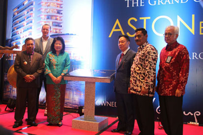 Grand Opening Aston Belitung Hotel