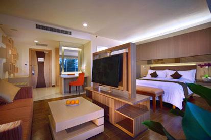 Suite Room Aston Belihtung Hotel – Belitung.