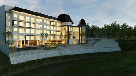 Gambar bangunan dari NEO Gatot Subroto - Bali