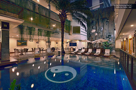 Seen in the image : Aston Tuban Inn - Swimming Pool