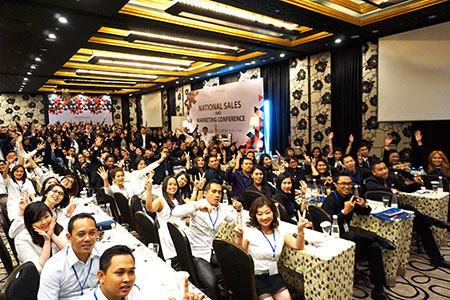 Archipelago Hotels Mengembangkan Para Leadernya Melalui National Sales & Marketing Conference 2016