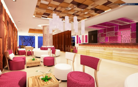 Lobby Image of favehotel Langko Mataram