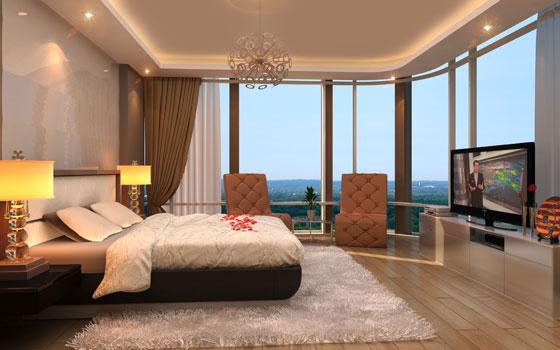 Interior of Aston Karawaci City Hotel – Jakarta.