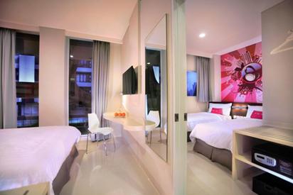 The Room of favehotel Gatot Subroto – Jakarta