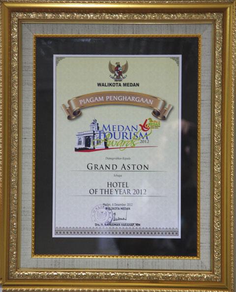 Medan Tourism Award 2012