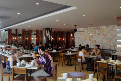 the HARPER Kuta Hotel in Bali and opened its door since end of July 2013