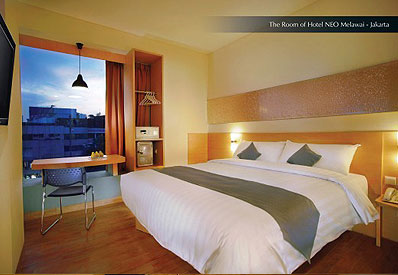 The Room of Hotel Neo Legian Jelantik – Bali