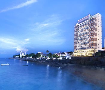 Exterior of Aston Kupang Hotel & Convention Center – Kupang.