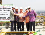Topping-Off Ceremony Marks the Completion of the New NEO Kebayoran