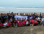Archipelago International Holds Annual Beach Cleaning Event In Bali