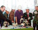 Peresmian Peletakan Batu Pertama Hotel NEO Terbaru