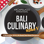 Archipelago International Hosts the Fifth Archipelago Culinary Festive