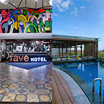 Archipelago International Opens Latest favehotel in the Heart of Kuta, Bali