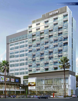 Exterior of Aston Imperial Bekasi Image, Bekasi - West Java.