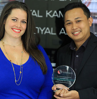Archipelago International Ranks Number One Room Production in Indonesia