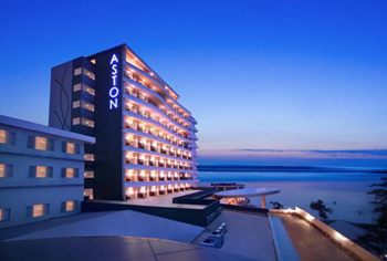 The Exterior Look of Aston Belitung Hotel