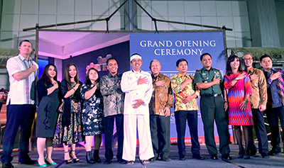 Archipelago International Celebrates The Opening of The New Harper in Purwakarta