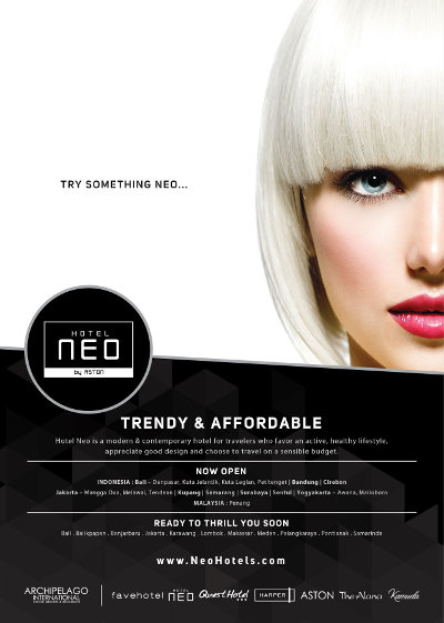 Archipelago International Recently Announced The Launch Of A New Ad Campaign For Its Popular NEO Hotel Brand
