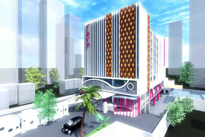 The Exterior Look of favehotel Rembang