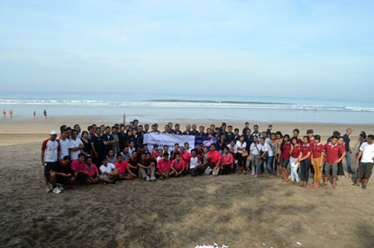 Foto dari Housekeepers Hotel & Vila Archipelago International di Bali