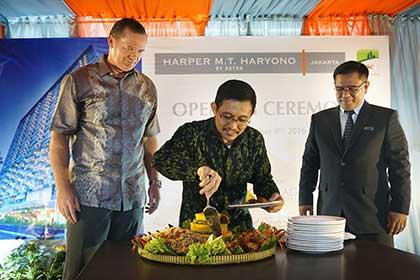 Harper MT Haryono
