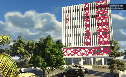 Seen in the image - Exterior Image of favehotel Rembang