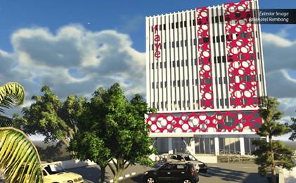 Terlihat pada Gambar - Tampak Luar dari favehotel Rembang