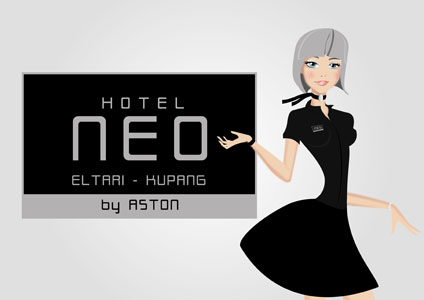 Logo of Hotel NEO Eltari - Kupang