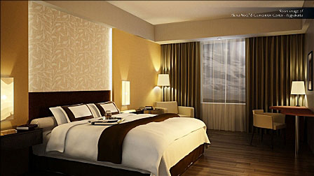 Seen in the image : Room of The Alana Hotel & Convention Center - Yogyakarta