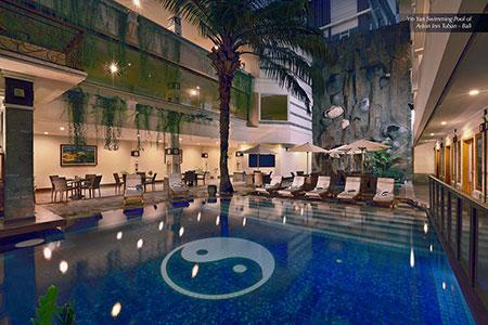 Seen in the image : Aston Tuban Inn - Swimming Pool