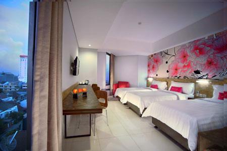 Gambar Kamar dari favehotel Daeng Tompo – Makassar