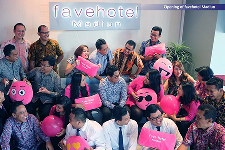 favehotel Madiun group