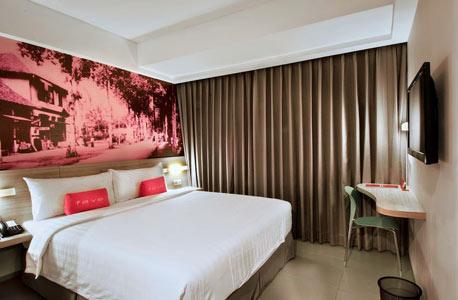 Standard Room of favehotel Cimanuk – Garut.