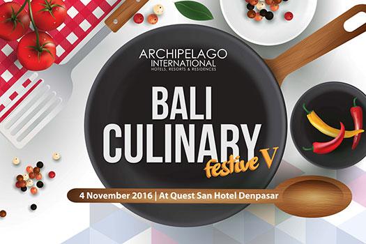 Archipelago Culinary Festive
