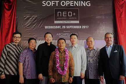 NEO Kebayoran Soft Opening Ceremony