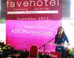 Aston Membuka favehotel Di Kemang - Jakarta