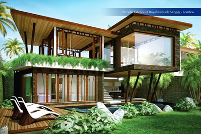 Royal Kamuela Villas – Senggigi, Lombok