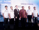 Ground Breaking Of Aston Priority Simatupang Hotel & Conference Center