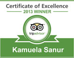 Kamuela Villas & Suites Earns TripAdvisor Certificate of Excellence