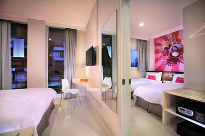 Gambar kamar dari favehotel Gatot Subroto - Jakarta