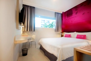 The Room of favehotel Gatot Subroto - Jakarta
